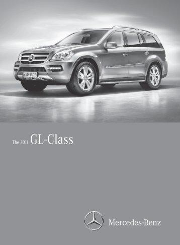 The 2011 GL-Class - Mercedes-Benz Canada