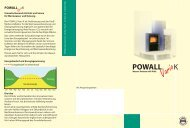 POWALL K - System Sonne GmbH
