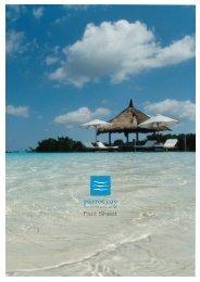 COMO Fact Sheets - COMO Hotels and Resorts