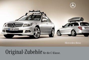 Das Original-Zubehör für die C-Klasse. - Mercedes-Benz ...