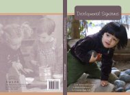 Developmental Signatures - Waldorf Research Institute