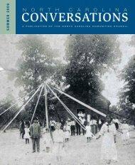 North Carolina Conversations Summer-Fall 2009.pdf