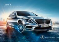 Télécharger les tarifs (PDF, ) - Mercedes-Benz Belgium