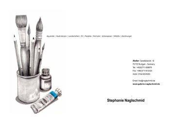 zum Download: Portfolio als PDF - Stephanie Naglschmid