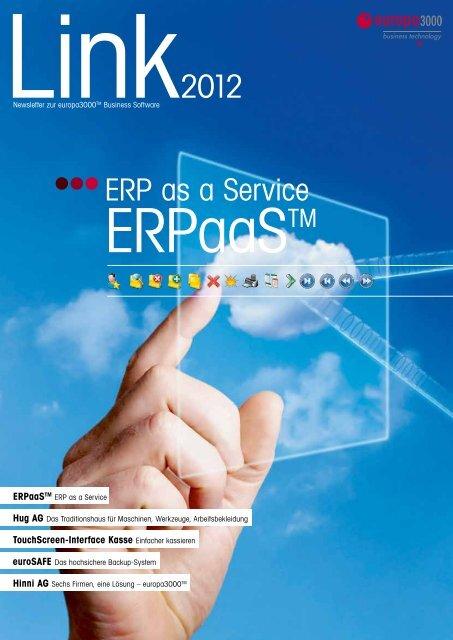 ERP as a Service