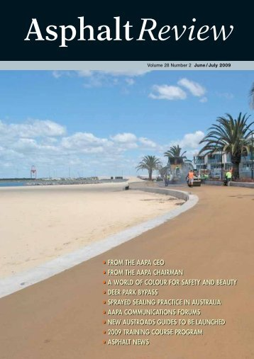 Asphalt Review - Volume 28 Number 2 - Australian Asphalt ...