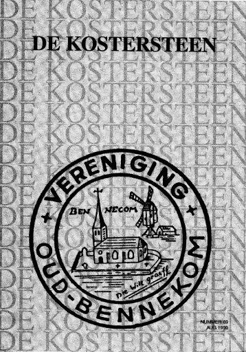 Aug. nr 69 - Oud Bennekom
