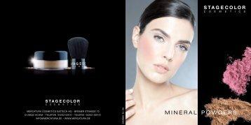 MINERAL POWDERS - Kosmetikkaufhaus.de