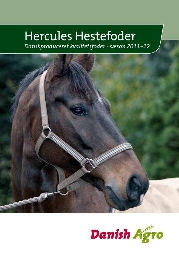Hercules Hestefoder - Danish Agro Shoppen