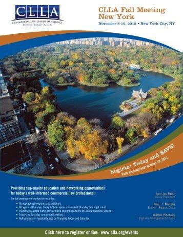 Event Brochures - The Sanford Organization (TSO)