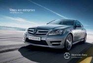 Corporate Sales - Mercedes-Benz Canada