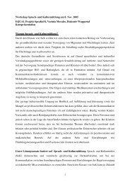 Workshop Beitrag Varinia Morales (PDF) - Transkom