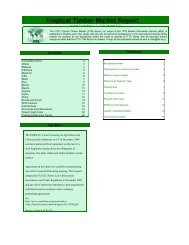 ITTO Tropical Timber Market Report - Life Forestry Group