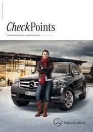CheckPoints - Mercedes-Benz Schweiz