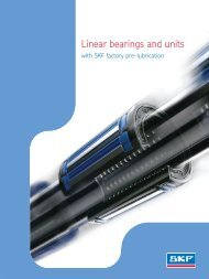 Linear bearings and units - Waikato Bearings