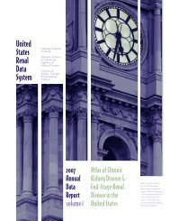 View PDF - The United States Renal Data System
