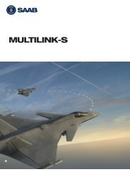 Multilink-S product sheet - Saab