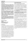 GTA 275 - Blaupunkt - Page 3