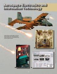 Aerospace Electronics and Information Technology - Southwest ...