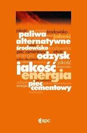 Ulotka Stowarzyszenia Producentów cementu - Lafarge