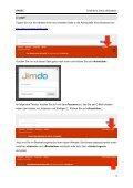 Erstellen einer Webseite mit Jimdo - Seite 3