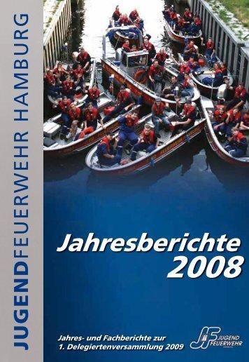 Jahresberichte - Jugendfeuerwehr Hamburg