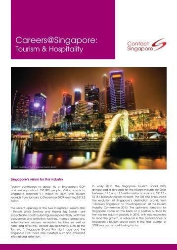 Careers@Singapore: - Contact Singapore