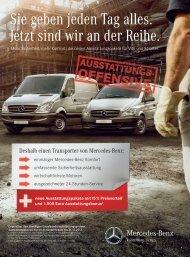Jubiläumsfinanzierung und -leasing. - Mercedes-Benz Deutschland