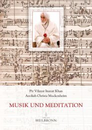 Musik und Meditation (Leseprobe)