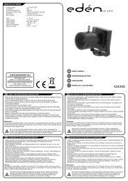 Extension cables Extra accessories - Elro