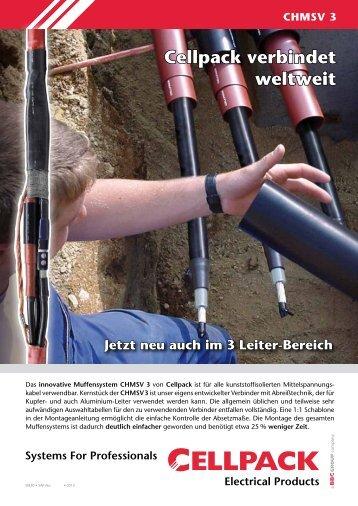 Flyer_CHMSV3_DE.pdf - Cellpack Electrical Products