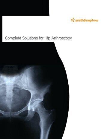 Hip Solutions Brochure - Smith & Nephew