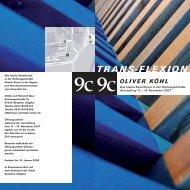 die Einladungskarte als PDF (130 KB) - Oliver Köhl