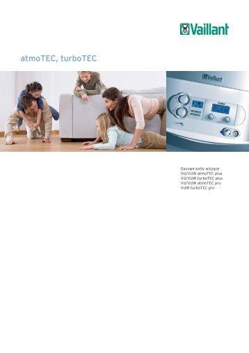 atmoTEC VUW pro - folder informacyjny i dane techniczne - Polmark