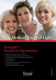 The Medical Power of Light - Fotona