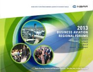 exhibitor service kit - NBAA