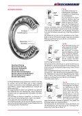 Axial- Wellendichtungen - Merko AS - Seite 3
