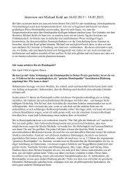 Das gesamte Interview als PDF - Sunya Bergunde • Klassische ...