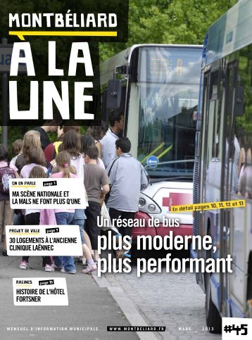 Mars 2013 - Montbéliard