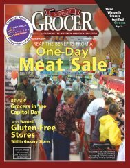 Gluten-Free Stores - Wisconsin Grocers Association
