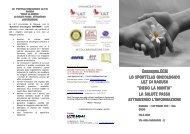 proposta di brochure da Sofia - Avis Ragusa