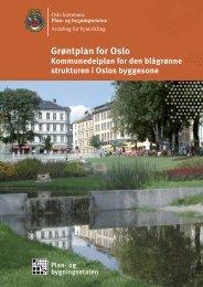 Grøntplan for Oslo