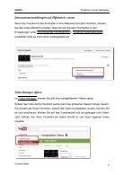 Videos einbinden in eine Jimdo-Webseite - Seite 7