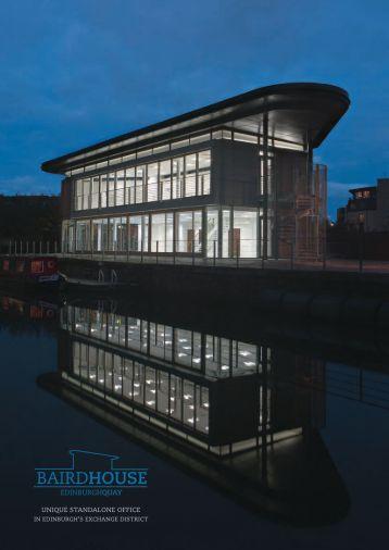 Baird House - Scottish Canals