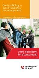 Infos hier (Flyer) - Jugendberufshilfe Solingen