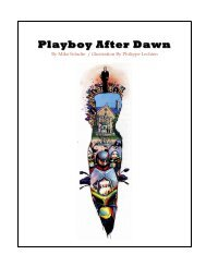 Playboy After Dawn - Mike Schulte