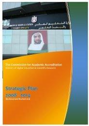 Strategic Plan - CAA
