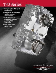 Brochure - Global leaders in drivetrain innovation, power and ...