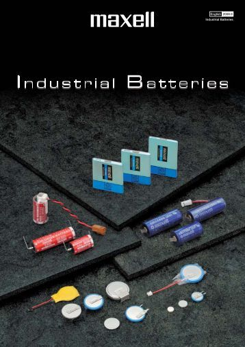 Industrial Batteries