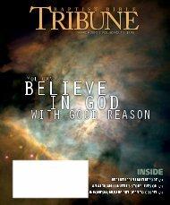 Center of the action - Baptist Bible Tribune